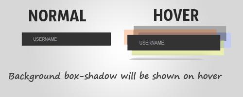 CSS Textbox style